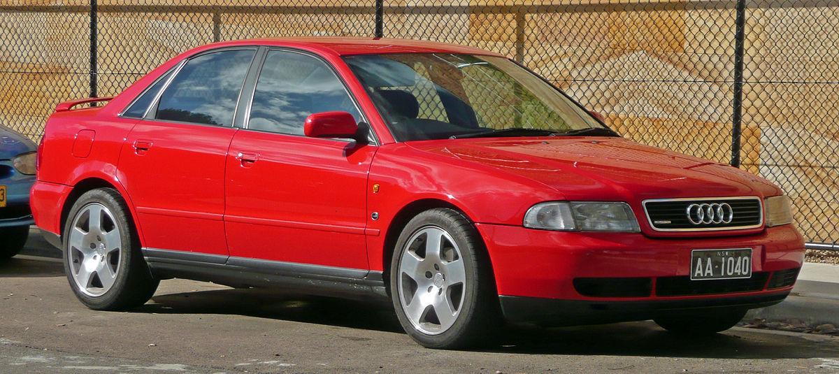 Audi a4 avant b5 technische daten