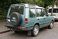 1996 Land Rover Discovery V8i 5-door wagon (2015-12-07) 02.jpg
