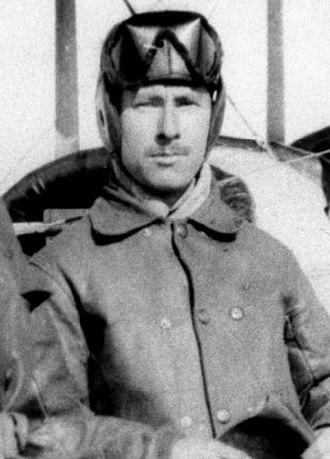Edgar S. Gorrell - Gorrell at field headquarters near Casas Grandes, Mexico, April 1916