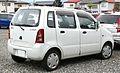2000-2002 Suzuki Wagon R Solio rear.jpg