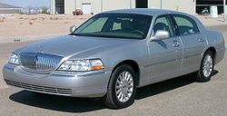 Lincoln Town Car Wikipedia La Enciclopedia Libre