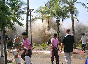 Tsunami na Tailândia