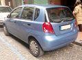 2004 Daewoo Kalos rear.jpg