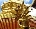 2006 0922 wat phrathat doi suthep buddha mucalinda.JPG