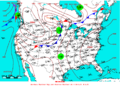 2007-06-26 Surface Weather Map NOAA.png