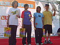 2007TaipeiOlympicDayRun AwardCeremony WomenF.jpg