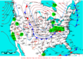 2008-02-20 Surface Weather Map NOAA.png