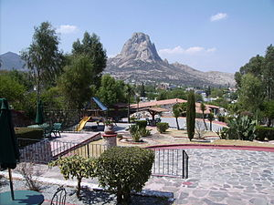 Bernal, Querétaro - Peña de Bernal