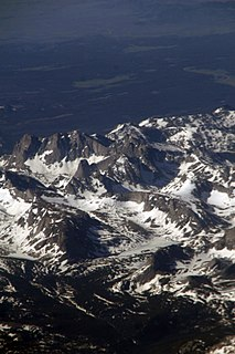 Wolfs Head mountain in United States of America