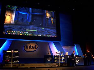 2008 Intel Developer Forum Taiwan: MID Keynote...