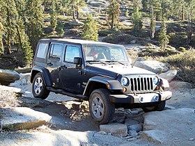 Jeep Wrangler Wikipedia