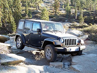 Jeep Wrangler - 2008 Jeep Wrangler Unlimited Sahara