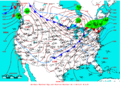 2009-02-01 Surface Weather Map NOAA.png