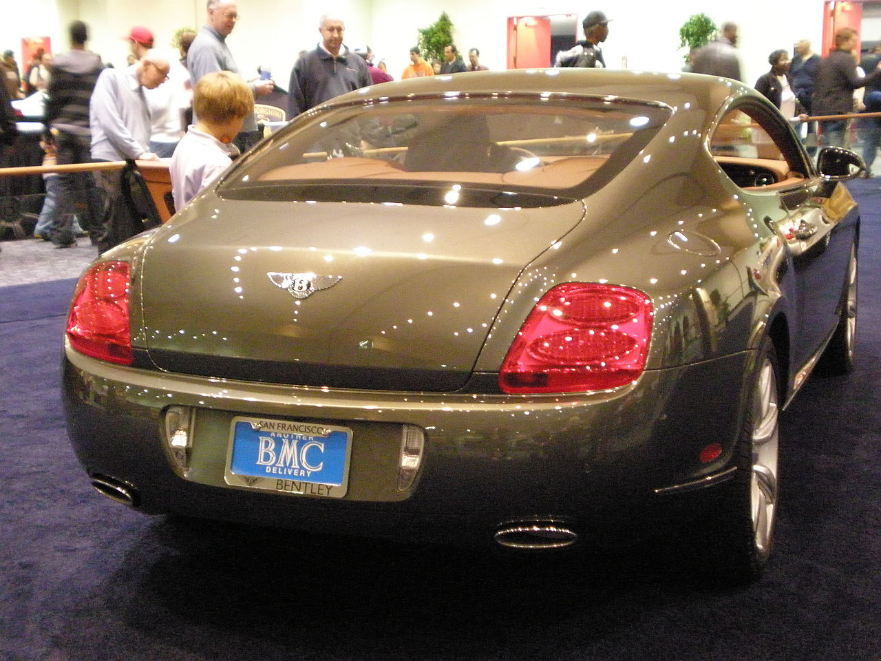 Bentley Continental Used Cars For Sale