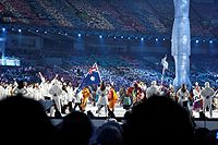 2010 Olympic Winter Games Opening Ceremony, Australia entering.jpg