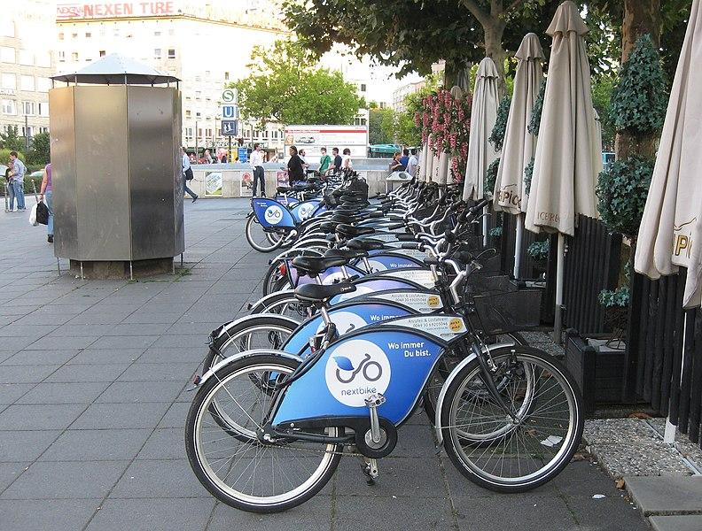 Passeios de bike em Frankfurt