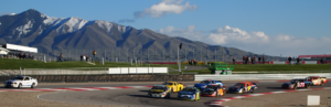 K&N Pro Series West - Restart from caution, 2011 Utah Grand Prix