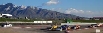 K&N Pro Series West - Restart from caution, 2011 Utah Grand Prix