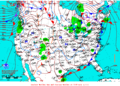 2012-01-24 Surface Weather Map NOAA.png