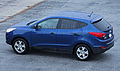 2012 Hyundai Tucson, left rear from above.jpg
