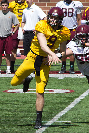 Philip Nelson (American football) - Image: 2013 0427 Philip Nelson