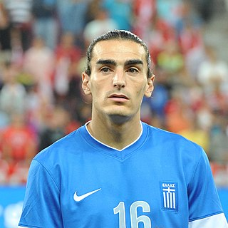 Lazaros Christodoulopoulos Greek association footballer