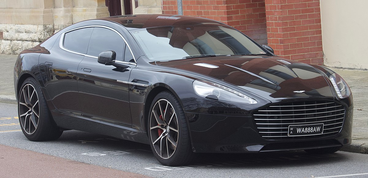 Aston Martin Rapide Wikipedia - How much does a aston martin cost