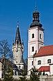 2014 Bożków, kościół śś. Piotra i Pawła 10.JPG