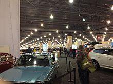 Philadelphia Auto Show Wikipedia - Philadelphia international car show