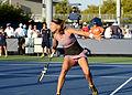 2014 US Open (Tennis) - Tournament - Aleksandra Krunic (14935401109).jpg