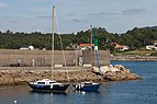 2014 Veleiros no porto de Porto do Son. Galiza-P13.jpg