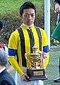 2015年の第51回七夕賞で表彰される川田将雅.JPG