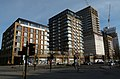 2015-London-Woolwich, Royal Arsenal Crossrail development 06.jpg