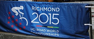 2015 UCI Road World Championships - Banner of the Championships