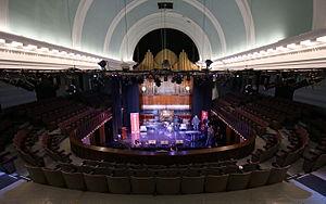 Casavant Frères Ltée. Opus 1841 (Highland Arts Centre Organ) - Image: 20160415 CBC ECMW at the HAT31