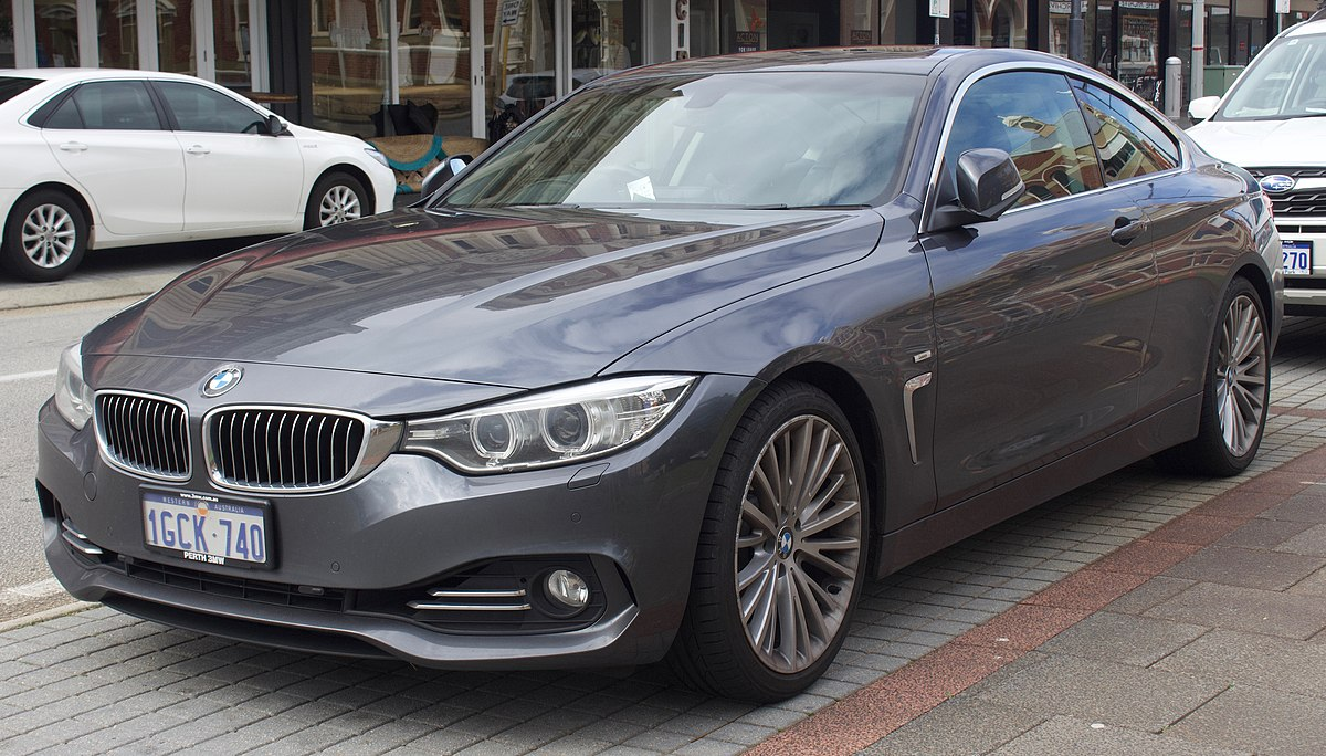 2016 BMW 428I >> Bmw 4 Series Wikipedia