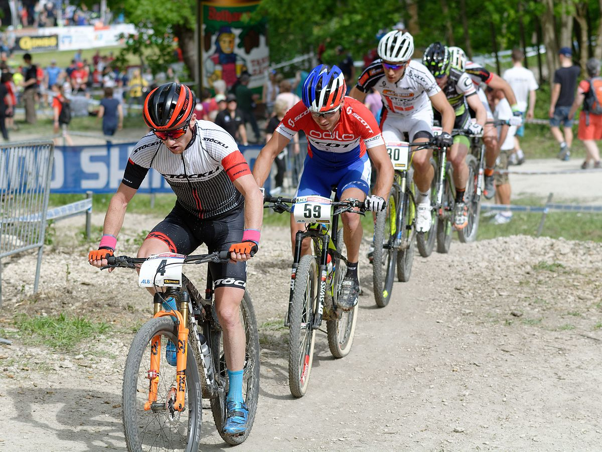 Mountain bike racing - Wikipedia Race Bike Photos