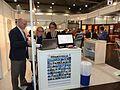 2016 Wikipedia-Ausstellungsstand auf der Denkmalmesse in Leipzig (27).jpg