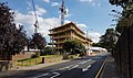 2016 Woolwich, Trinity Walk, construction site 06.jpg