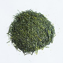 Green tea - Wikipedia on