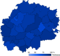 2017 Ryazan Oblast gubernatorial election map.png