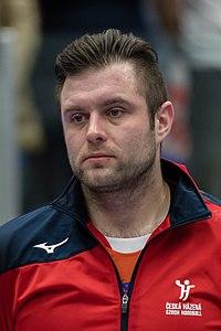 20180105 Men's handball Austria - Czechia Artur Adamik 850 8984.jpg