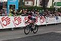 2018 Women's Tour stage 3 - Leamington finish 153 Neah Evans.JPG