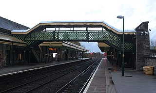 Worksop railway station Railway station in Nottinghamshire, England