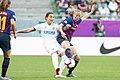 2019-05-18 Fußball, Frauen, UEFA Women's Champions League, Olympique Lyonnais - FC Barcelona StP 1008 LR10 by Stepro.jpg