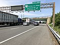 2019-05-29 14 37 48 View north along Interstate 95 (Henry G. Shirley Memorial Highway) at Exit 166B (NORTH Virginia State Route 286-Fairfax County Parkway, Backlick Road, Fullerton Road) on the edge of Newington and Springfield in Virginia.jpg