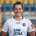 2019-07-31 Fußball, Flyeralarm Frauen-Bundesliga, Mannschaftsfotos FF USV Jena 1DX 5550 by Stepro.jpg