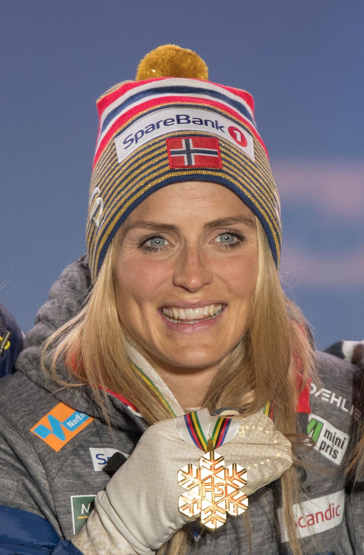 Therese Johaug Poikaystävä