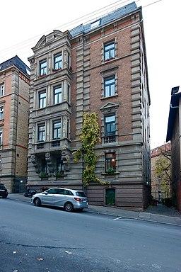 Kernerstraße in Stuttgart
