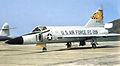 27th Fighter-Interceptor Squadron F-102A-65-CO Delta Dagger 56-1219.jpg
